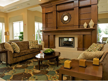 Hilton Garden Inn Gainesville Optum Construction Group